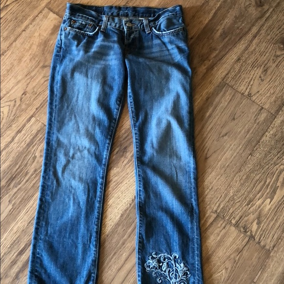 Lucky Brand Denim - LUCKY BRAND LIL MAGGIE JEANS